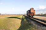 Auschwitz Birkenau (Rampe)