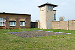 Sachsenhausen (Standort d. ersten Krematoriums)