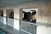 ehem. Desinfektionskammer in der sog. Sauna