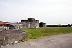 Festungsanlage von hinten