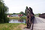 Brücke am Ende des Rundweges