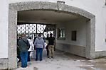 ehem. Eingangstor zum Häftlingslager