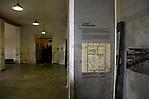Hinweis auf Geschichte des Ortes in der Ausstellung