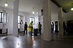 Ausstellung in ehem. technischen Räumen
