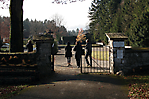 Eingangstor zum Friedhof