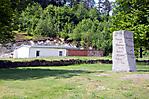 Denkmal beim ehem. Bunker