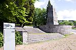 Ehrenfriedhof und Denkmal