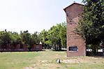 Restaurierter Wachturm
