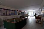 Ausstellung mit Modell