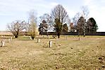 Friedhof anstelle der ehem. Baracken 16-19