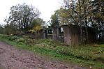 Ruinen einer ehem. (Rüstungs)Fabrik beim Steinbruch
