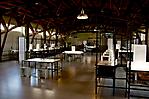 Dauerausstellung in den ehem. SS-Garagen