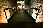 Steg innerhalb der Dauerausstellung