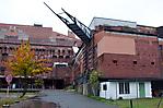 Dokumentationszentrum Reichparteitagsgelände vom Innenhof