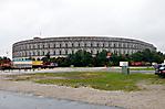 Ehem. Kongresshalle und Volksfestplatz