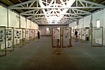 Ausstellung in ehem. Schneiderei