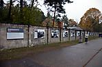 Ausstellung an der ehem. Lagermauer