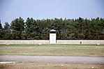 Ehem. Lagermauer mit Wachturm
