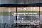 Archäologisches Fenster in der Baracke 38