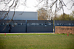 Ausstellung am Standort der Lagermauer