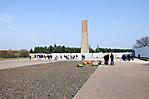 Blick auf den Obelisken von der