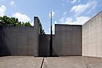 Denkmal am Standort des ehem. Krematoriums