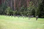 Friedhof im Bereich der ehem. Hinrichtungsstätte