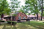 ehem. Lagerküche, heute Pioniermuseum des niederländischen Militärs
