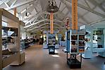 Pioniermuseum in der ehem. Lagerküche