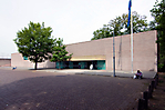 Eingang zum Erinnerungszentrum