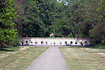 Nationales Denkmal auf dem ehem. Hinrichtungsplatz