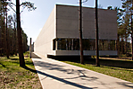 Dokumentationszentrum Bergen Belsen (eröffnet 2007)