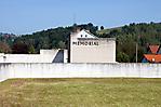 Memorial Gusen (eingeweiht 1965)