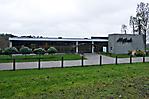 Besucherzentrum Majdanek (eröffnet in den frühen 1970er Jahren)