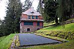 Natzweiler: Vereinsgebäude in ehem. Kommandantenvilla