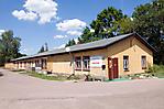 Sachsenhausen: Gewerbe in ehem. Musikzuggebäude