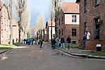 Auschwitz Stammlager - Ausstellungen