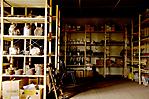 Sandbostel - Werkstatt, Lagerflächen